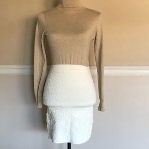 Guess Textured Mini Skirt